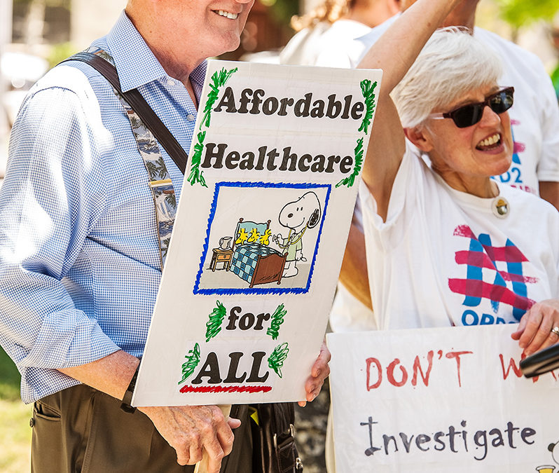 Saturday 7/22 Rally to Save and Protect Affordable Health Care