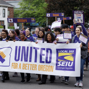 Non-ORD2 Indivisible Sponsored Event: Rally of Support, SEIU